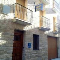 Hostal La Plaza, hotel en Puente la Reina