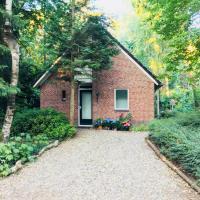 Villa Vosseveen (boshuisje), hotel in Zelhem