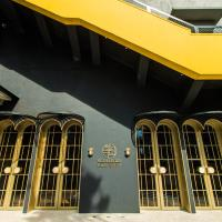 Viesnīca Hua Shan Din by Cosmos Creation - Huashan Creative Park pilsētā Taipeja