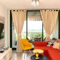 Sea View Suite, отель в Кесарии
