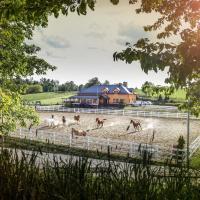 Hotel Horse Riding - Jezdecký Areál Tršice, hotel in Tršice