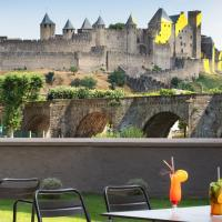 SOWELL HOTELS Les Chevaliers, hotel in Carcassonne