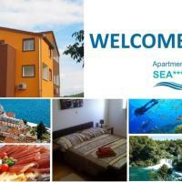 Apartments Sea/Boris, hotel en Bilice