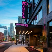 Moxy Chicago Downtown, hotel in Magnificent Mile, Chicago