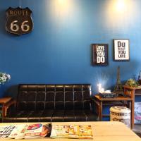 Friendly Inn, hotel in Yongkang