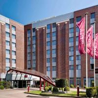 Mercure Hotel Hamburg am Volkspark, hotel a Hamburg