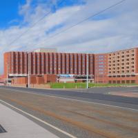 Grand Hotel Blackpool, hotel in Blackpool