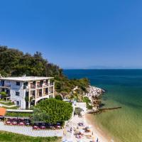 Hotel Villa Nisteri: Limenas'ta bir otel