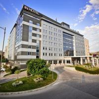IN Hotel Beograd, hotel a Belgrado