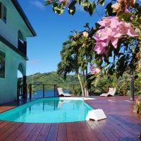 Villa Maroe (étage entier, deux chambres, salle de bain et cuisine)