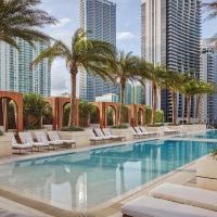 SLS LUX Brickell, hotel v Miami