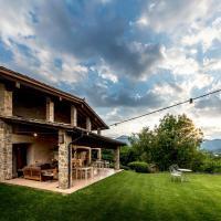 Hotel Mas la Ferreria, hotel a la Vall de Bianya