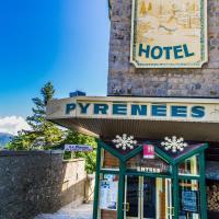 Hotel des Pyrénées, hôtel à Font-Romeu