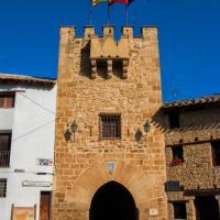 Portal de San Antonio, hotel in Rubielos de Mora