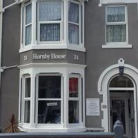 Hornby House Hotel, hotel in Blackpool