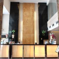 Grand Sakura Hotel, отель в Медане