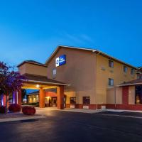 Best Western - Saluki Inn, hotel in Carbondale