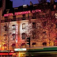 Hotel Terminus Lyon, hotel a París