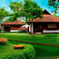 Kumarakom Lake Resort, hotel en Kumarakom