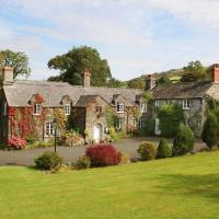 Collaven Manor, hotel in Okehampton