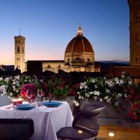 San Firenze Suites & Spa, hotel in Uffizi, Florence