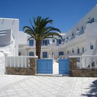 Magas Hotel: Mikonos'ta bir otel