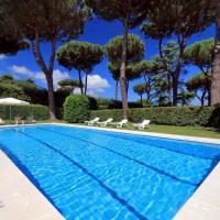 Via Pierre - Villas in the countryside of Rome, hotell i Grottaferrata