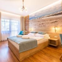 Słoneczny Dwór – hotel w mieście Krynica Morska