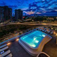 Hotel Carlos I, hotel en Benidorm