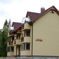 Penzión Alfréd, hotel in Stará Ľubovňa