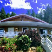 Crescent Motel, hotel em Radium Hot Springs