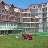 Клуб Хотел Ведрен, хотел в Кранево