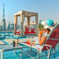 Canal Central Hotel, ξενοδοχείο στο Ντουμπάι