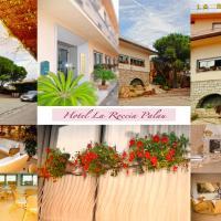 Hotel La Roccia, отель в Палау