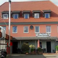 Hotel zum Rücking, hotel in Northeim