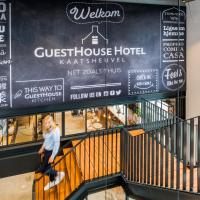 GuestHouse Hotel Kaatsheuvel-Waalwijk, hotel in Kaatsheuvel