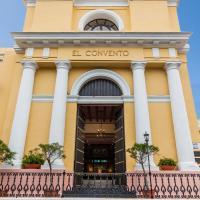 Hotel El Convento, hotel in Old San Juan, San Juan