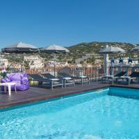 BEST WESTERN PLUS CANNES RIVIERA & SPA, hotel in Cannes