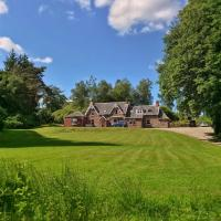 Ardoch House Boutique Hotel, hotel in Blanefield