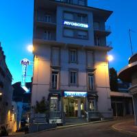 Hôtel Myosotis, hotel a Lourdes