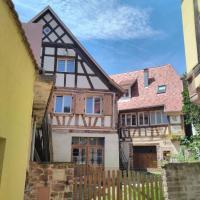 La Grande Terrine - Gîtes Les Potiers, hotel in Kaysersberg