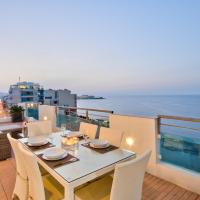 Magnificent Seafront 2-bedroom Sliema penthouse