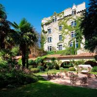 Château De Riell, hôtel à Molitg-les-Bains