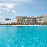 King Maron Wellness Beach Hotel, hotel in Maronia