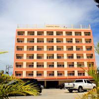 P.A. Ville Hotel, hotel in Nakhon Sawan