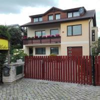 Vila Mirka, hotel near Poprad-Tatry Airport - TAT, Poprad