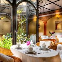 Hôtel Playa, отель в Сен-Тропе