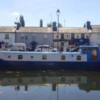 Roisin Dubh Houseboat, hotel in Sallins