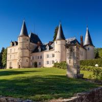 Château de St Alyre, hotel in Sanssat