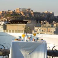 Titania Hotel, khách sạn ở Athens